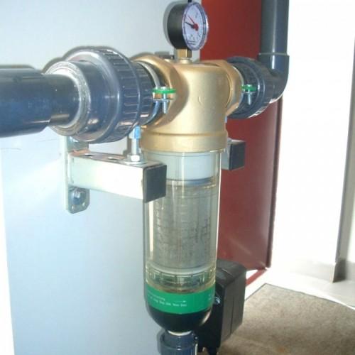 Honeywell Фільтр тонкого очищення зі зворотним промиванням F76S-1 / 2AA