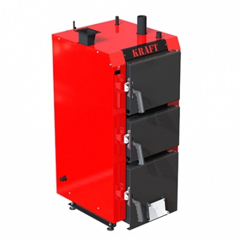 Твердопаливний котел KRAFT модель S