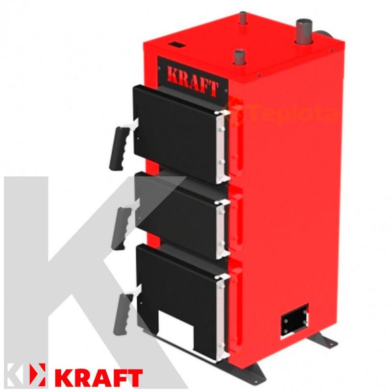 Твердопаливний котел KRAFT модель K