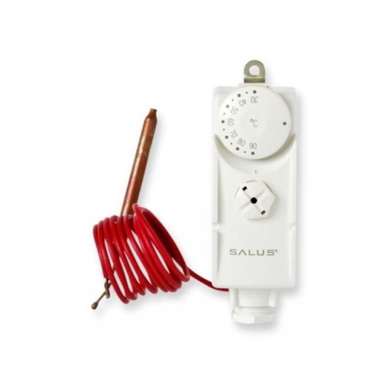 Терморегулятор с капиллярной трубкой (выносным датчиком) SALUS AT10F