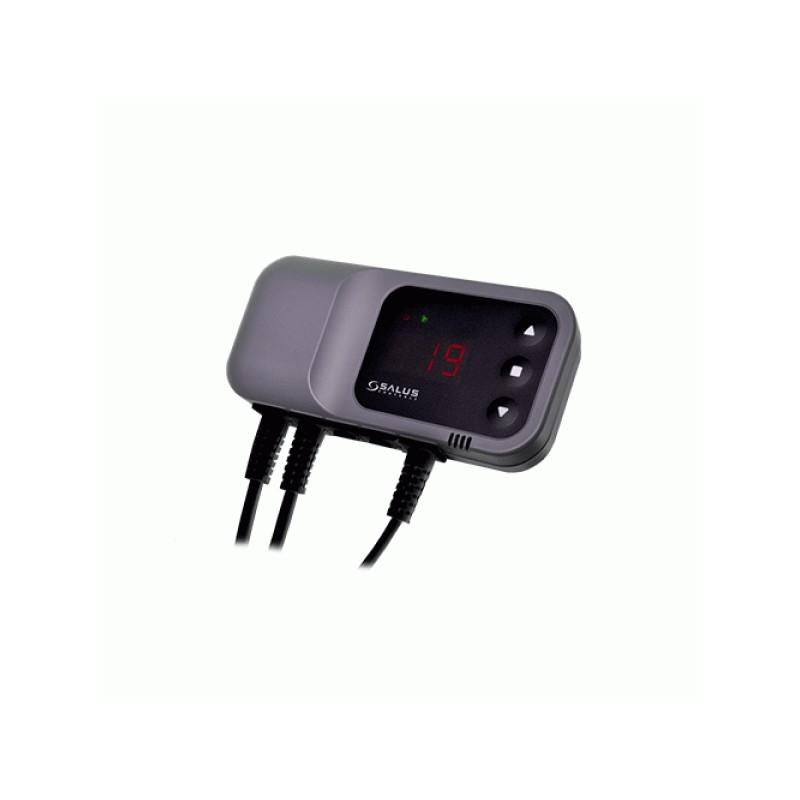 Регулятор для управління помпою опалення або гарячого водопостачання SALUS РС11W