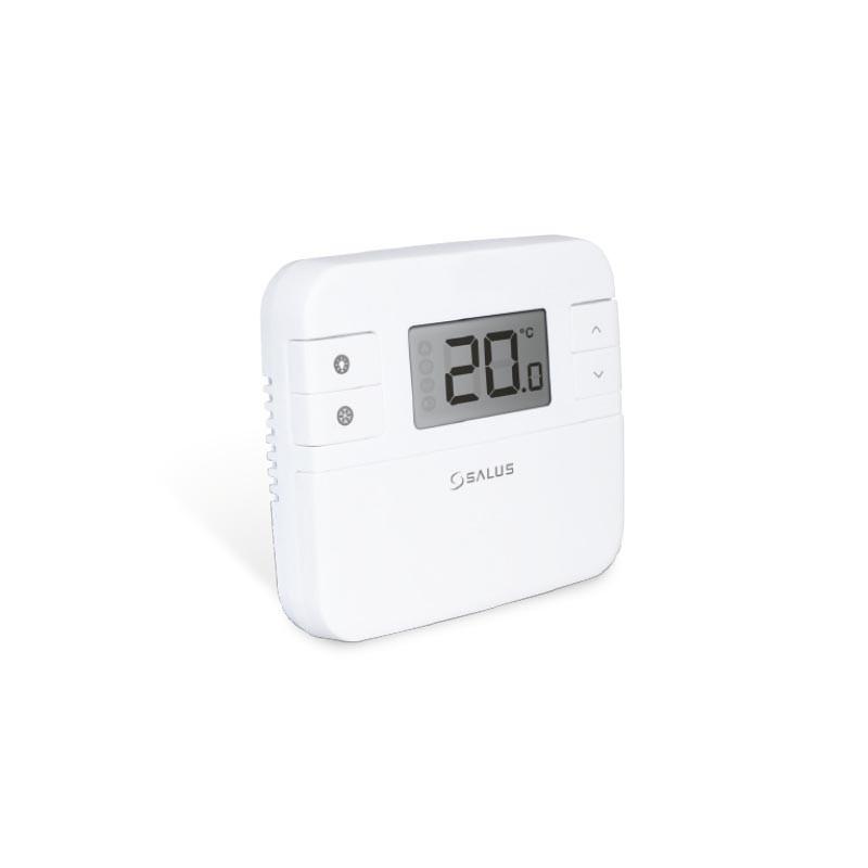 Проводной электронный терморегулятор - непрограммируемый salus RT310