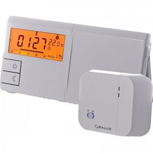 Терморегулятор програмований бездротовий цифровий SALUS 091FLRFV2 тижневий